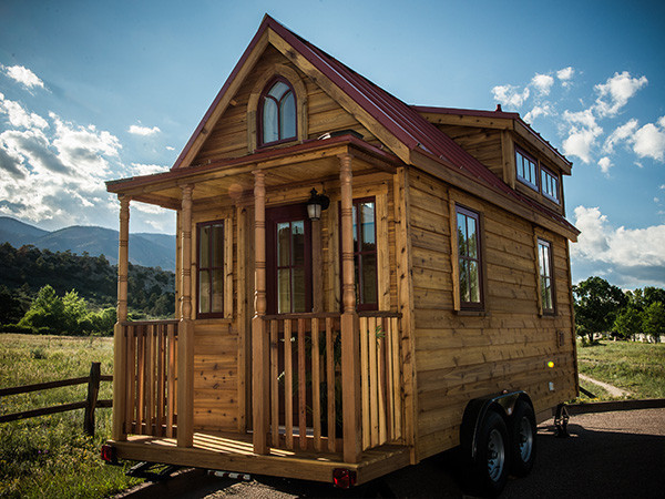 elm tiny house