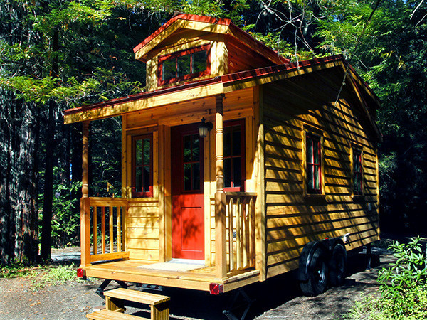 linden tiny house