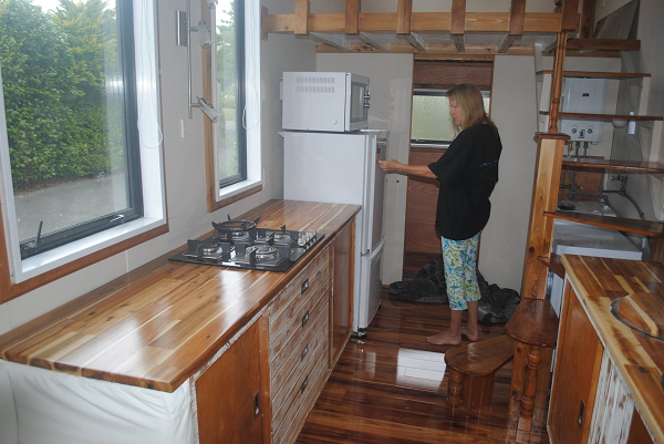 christchurch tiny house