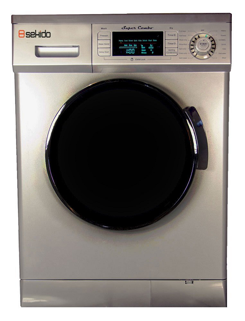 sekido washer dryer combo