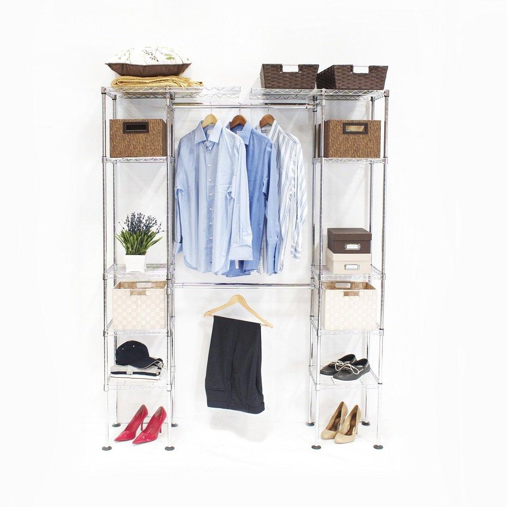 seville expandable closet